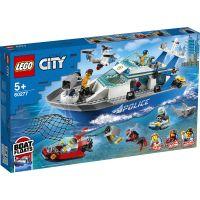 LG60277_001w LEGO® City - Nava de patrulare a politiei (60277)