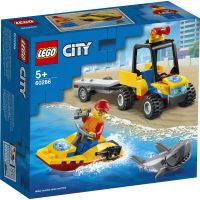 LG60286_001w LEGO® City - ATV de salvare pe apa (60286)