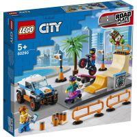 LG60290_001w LEGO® City - Parc de skateboarding (60290)