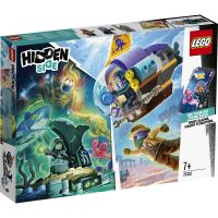 LG70433_001w LEGO® Hidden Side™ - Submarinul lui JB