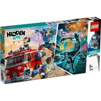 LG70436_001w LEGO® Hidden Side™ - Camionul de pompieri Phantom 3000 (70436)