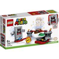 LG71364_001w LEGO® Super Mario - Set de extindere Pericolul Lavei lui Whomp (71364)