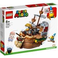 LG71391_001w LEGO® Mario - Set De Extindere Nava Zburatoare A Lui Bowser (71391)