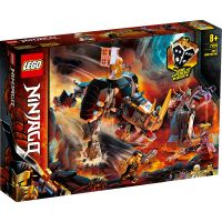 LG71719_001w LEGO® Ninjago® - Creatura Minotaur a lui Zane (71719)
