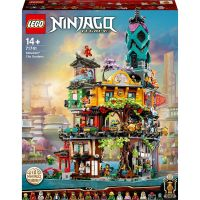 LG71741_001w LEGO® Ninjago - Gradinile Orasului (71741)