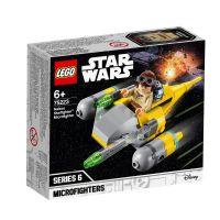 LG75223_001w LEGO® Star Wars™ - Naboo Starfighter™ Microfighter (75223)