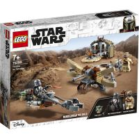 LG75299_001w LEGO® Star Wars™ - Confruntare pe Tatooine (75299)