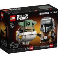 LG75317_001w LEGO® Star Wars™ - Mandalorian si Copilul (75317)