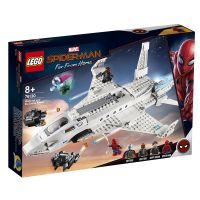 LG76130_001w LEGO® Marvel Super Heroes - Avionul Stark si atacul dronei (76130)