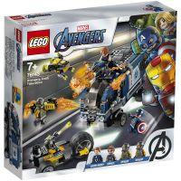 LG76143_001w LEGO® Super Heroes - Razbunatorii - Distrugerea camionului (76143)