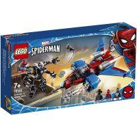 LG76150_001w LEGO® Super Heroes - Spiderjet contra Robotul Venom (76150)