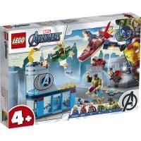 LG76152_001w LEGO® Marvel Avengers - Furia Razbunatorilor impotriva lui Loki