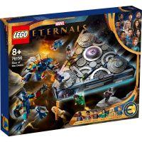LG76156_001w  LEGO® Marvel Super Heroes - Ascensiunea Domo (76156)