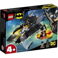 LG76158_001w LEGO® DC Comics Super Heroes - Urmărirea Pinguinului cu Batboat!