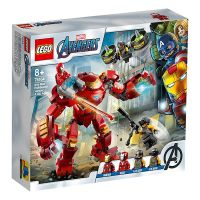 LG76164_001w LEGO® Super Heroes - Iron Man Hulkbuster contra AIM. Agent (76164)