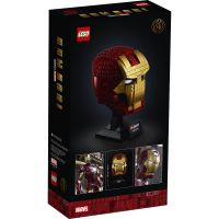 LG76165_001w LEGO® Marvel Super HeroesMarvel Avengers Movie 4 - Casca Iron Man (76165)