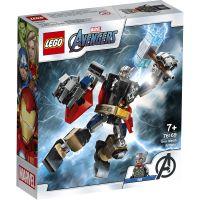 LG76169_001w LEGO® Marvel Super Heroes - Armura lui Thor (76169)