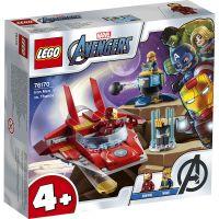 LG76170_001w LEGO® Marvel Avengers - Iron Man contra Thanos (76170)