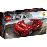 LG76895_001wLEGO® Speed Champions - Ferarri F8 Tributo (76895)