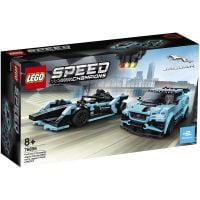 LG76898_001w LEGO® Speed Champions - Formula E Panasonic Jaguar Racing GEN2 car & Jaguar I-PACE eTROPHY