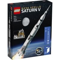LG92176_001w LEGO® Ideas - NASA Apollo Saturn V (92176)