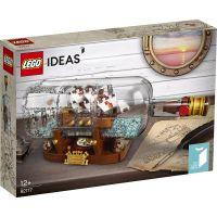 LG92177_001w LEGO® Ideas - Vaporul din sticla (92177)