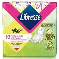1199000_001w Absorbante Libresse Natural Care Ultra Normal, 10 bucati