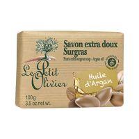 LPO 5332_001w Sapun solid Le Petit Olivier, Argan, 100 g