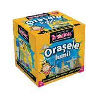 LUD0445_001w Joc educativ BrainBox - Orasele Lumii