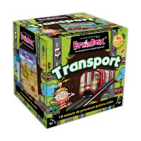 LUD0582_001w Joc educativ BrainBox - Transport
