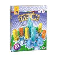 LUD2527_001w Joc educativ IQ Booster - Cityscape