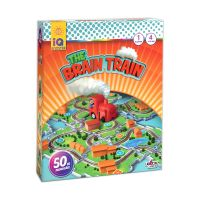 LUD2565_001w Joc educativ IQ Booster - The Brain Train