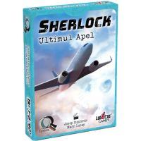 LUD2701_001w Joc de societate Enigma Studio, Sherlock, Q1 Ultimul apel