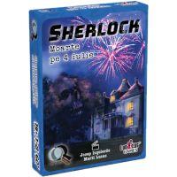 LUD2718_001w Joc de societate Enigma Studio, Sherlock, Q2 Moarte pe 4 iulie