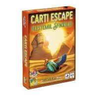 LUD2763_001w Joc de societate dv Giochi, Carti Escape Ed. II, Blestemul Sfinxului