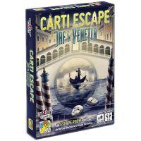 LUD2893_001w Joc de societate dv Giochi, Carti Escape Ed. II, Jaf in Venetia