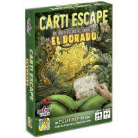 LUD2909_001w Joc de societate dv Giochi, Carti Escape Ed. II, Misterul din Eldorado
