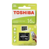 M203K0160EA _001 Card de memorie microSDHC Toshiba, M203, 16 GB, Class 10, + adaptar SD