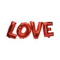 M25000010_001w Balon love Koopman, 40 cm