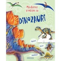 EG9324_001w Carte Girasol - Ma distrez si ma joc cu dinozauri