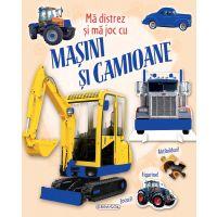 EG9317_001w Carte Girasol - Ma distrez si ma joc cu masini si camioane