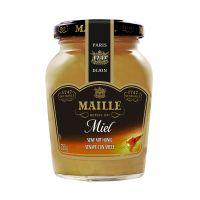 MAILM72040100_001w Mustar cu miere Dijon Maille, 230 g