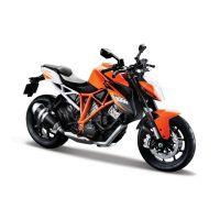 MAIS-31101_2018_004w Motocicleta Maisto Ktm Super Duke 1290 R, 1:12
