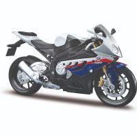 MAIS-31101_2018_006w Motocicleta Maisto BMW 1000 RR, 1:12