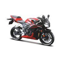 MAIS-31101_2018_008w Motocicleta Maisto Honda CBR 600 RR, 1:12