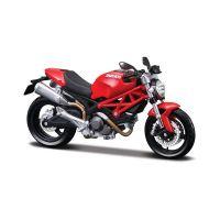 MAIS-31101_2018_030w Motocicleta Maisto Ducati Monster 696, 112