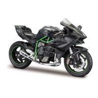 MAIS-31101_2018_050w Motocicleta Maisto Kawasaki Ninja H2R, 1:12