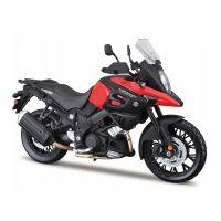 MAIS-31101_2018_067w Motocicleta Maisto Suzuki V-Storm, 1:12