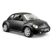 MAIS-31975DB_negru Masinuta Maisto Volkswagen New Beetle, 1:24