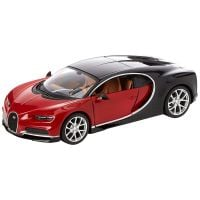 MAIS-39514_red Masinuta Maisto Kit Model Bugatti Chiron, 124